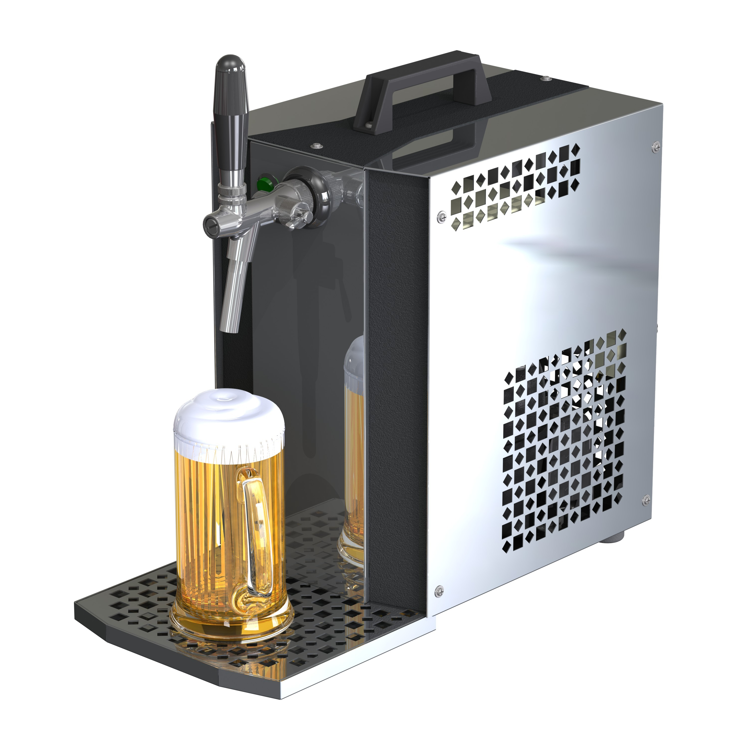 Tap and beverage equipment
