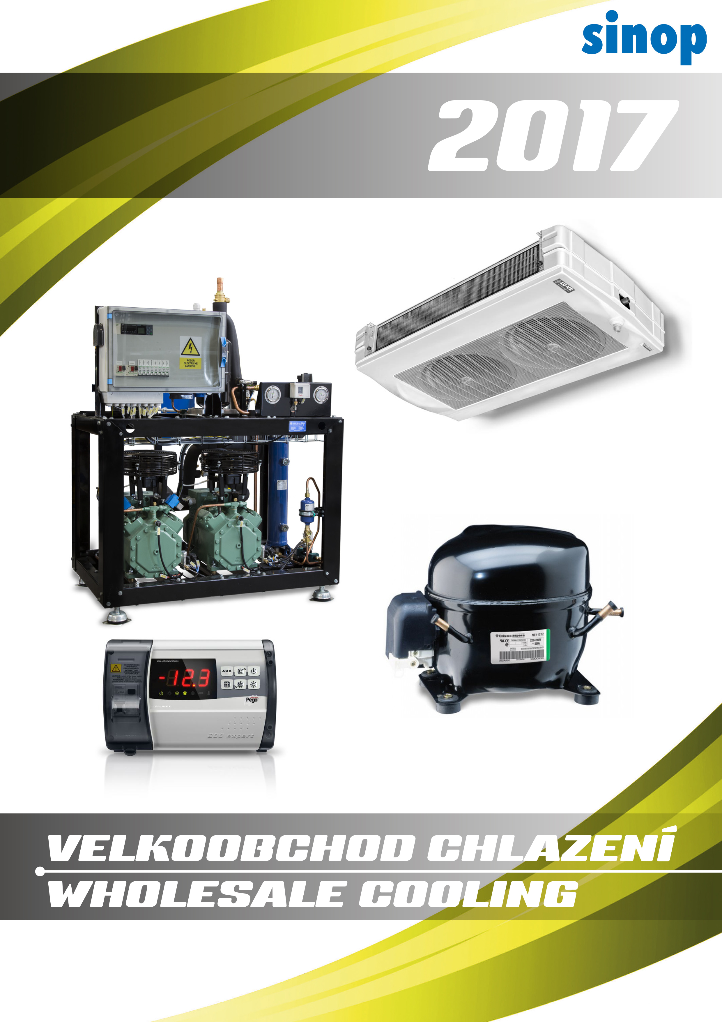 New wholesale catalogue 2017